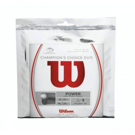 Wilson Champions Choise
